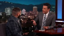 Guillermo Diaz Brought Scandal's Jake Back to Life Show HD | Jimmy Kimmel