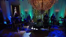 """Gershwin Prize I Stevie Wonder Performs """"Alfie"""" and introduces President Obama   PBS"""