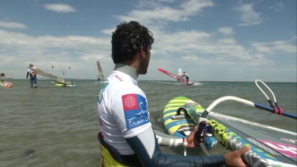 Mondial du Vent 2015 - Highlights J6 PWA