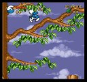 The Smurfs (Les Schtroumpfs) SNES - Act III