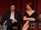 Grey's Anatomy: Patrick Dempsy Meeting Shonda Rhimes (Paley Center)