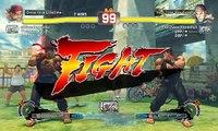Ultra Street Fighter IV battle: Evil Ryu vs Ryu
