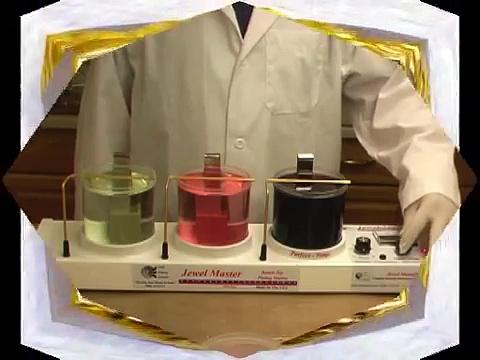 Gold Plating Kit – Immersion Plating (Complete Kit & Gold Solution)