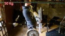 FitnessOskar - Kreuzheben (Deadlift) Maximalversuch