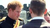 Gallipoli: Prince Charles and Harry meet veterans' relatives