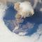 L'éruption du volcan Calbuco vue depuis ISS