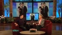 Orlando Bloom on Ellen (2011)