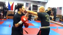 KickBoxing, Boxing & Martial Arts work-out @ Mayo Academy Woodhaven Howard Beach Ozone Park NY 11421