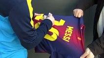 FC Barcelona - Messi y el Barça tienen un recuerdo para Müller