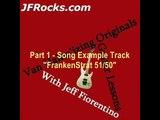 FrankenStrat 5150 - Van Halen style Guitar Instrumental - From Jeff Fiorentino & JFRocks.com