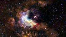 Hubble : 40 secondes magiques de voyage dans l'espace
