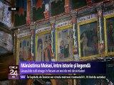 Mănăstirea Moisei, între istorie şi legendă. Cel mai vechi lăcaş din cult din Maramureş ascunde una dintre cele mai frumoase legende ale zonei.