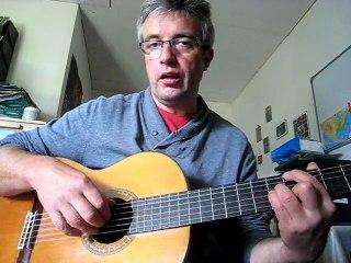 Visionnez les Cours Vidéo de BOSSA NOVA RYTHMIQUE Guitare