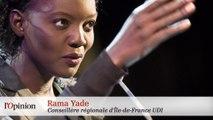 """Rama Yade : les socialistes """"préfèrent Jamel Debbouze"""" au Latin"""