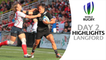 Highlights: Canada Sevens Day Two