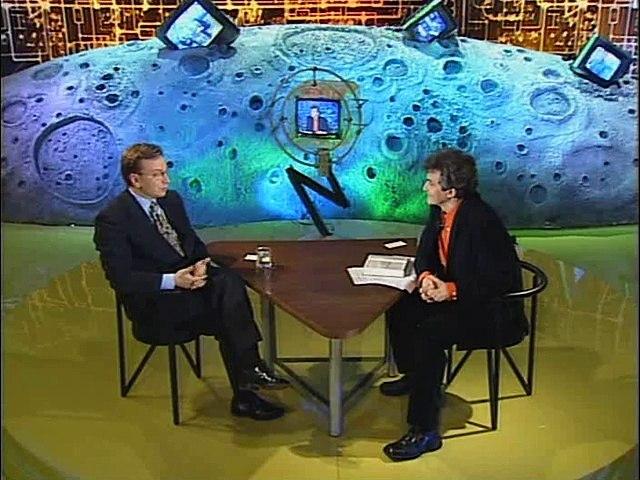 staroetv.su / Старый телевизор (НТВ, 14.05.1998) Александр Шохин, Игорь Угольников, Константин Боровой