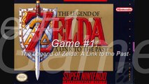 SNES - The Legend of Zelda: A Link to the Past (Intro)