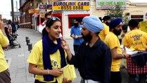 Langar at Fauja Singh's Olympics Torch Relay - London Olympics