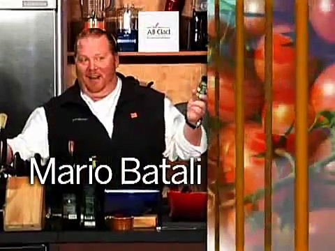 Mario Batali: Braised Pork