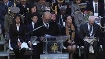 Çanakkale Kara Savaşları'nın 100. Yıl Anma Töreni-9