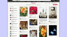 Pinterest 3: Page Tool Bars, Comment/Like/Repin, Ways to Pin