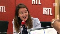 """Anaïs Demoustier était l'invité de """"RTL Soir"""" du 24 avril 2015."""