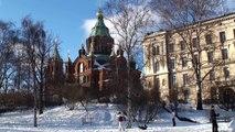 Winter Helsinki & Christmas Helsinki in Finland - tourism -  Helsingin joulu & talvi - Suomi