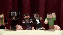 The Minecraft Puppet Pals: Mysterious Ticking Noise (Potter Puppet Pals Parody)
