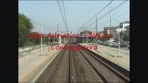 Linea Pescara - Ancona Treno Prove Archimede 3° Tratto Tortoreto Lido - S. Benedetto del Tronto