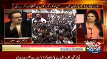 Anchors who were appointed on MQM's Recommendation are now criticizing MQM, Dr.Shahid Masood
