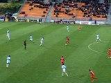 (J33) Laval 0-2 GFC Ajaccio, le résumé
