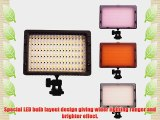 NEEWER? 13w CN-216 Led Video Light Camera Camcorder Photo Lamp For Canon Nikon