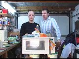 Kook sneller een EI, Be A Mythbusters 2007 (incl. Thermiet)