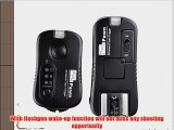 TF-364 Wireless Shutter Remote Control Flash Trigger for Panasonic/Olympus