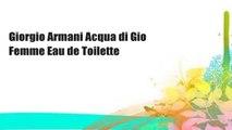 Giorgio Armani Acqua di Gio Femme Eau de Toilette