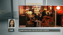 euronews U talk - Air passenger rights in the EU