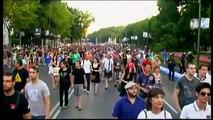 Madrid - Manifestaciones de funcionarios. Bomberos, policías... TODOS UNIDOS EN LUCHA