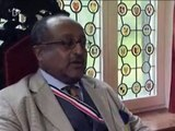 Corpsstudent Prinz Asfa Wossen Asserate von Äthiopien