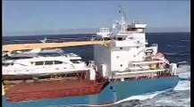 Yacht Transport Sailing Channel Cigisped complete video