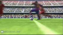 Lionel Messi VS Franck Ribery- Skills and Solo Goals Online Montage (FIFA 10) Sports