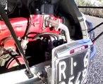 Fiat  500  Abarth 695 SS, il ruggito di Filiberta