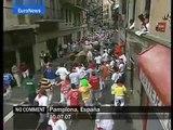 Pamplona - España - EuroNews - No Comment