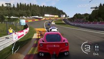 Forza Motorsport 5: Direct Feed Gameplay | Spa Francorchamps