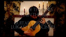 Game of Thrones - Main Theme Acoustic Guitar Cover (with TABs) by Lukasz Kapuscinski