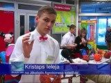 Jēkabpilī skolēnu mācību firmas tirgo savu produkciju