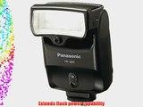 Panasonic DMW-FL28 External Flash for Panasonic DSLR FZ30 and FZ50