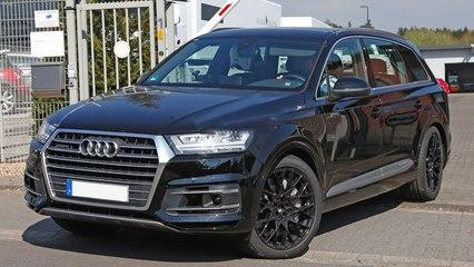 2016 Audi SQ7 Revealed
