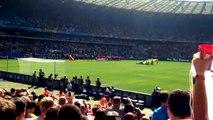 Football World Cup 2014 Brazil - England National Anthem vs Costa Rica