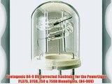 Photogenic H4-9 UV Corrected Flashtube for the PowerLight PL375 375R 750