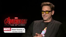 "Marvel's THE AVENGERS: Age of Ultron - Featurette ""Robert Downey Jr."" [EN HD]"
